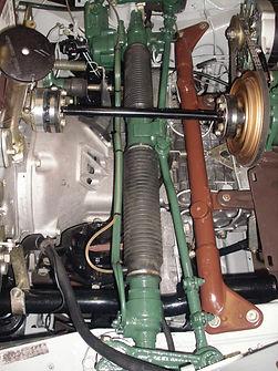 Citroën SM restauration mécanique