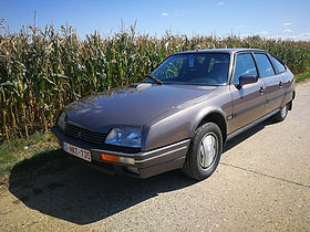 Citroën CX Citrostory