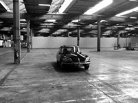 Atelier DS Citroën ancienne Aulnay sous Bois