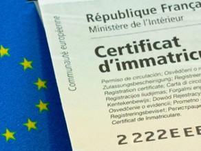 Obtention d'une attestation Citroën pour Carte Grise Collection: ce qu'il faut savoir