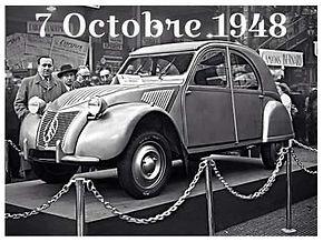 Citroën 2 CV Citrostory