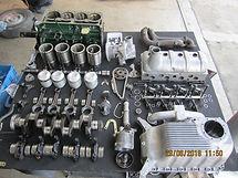 Citroën DS restauration mécanique