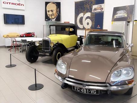 Réouverture du Conservatoire Citroën & DS