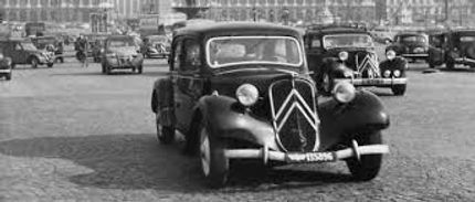 Citroën Traction Citrostory
