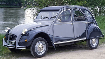 Citroën 2 CV Charleston Citrostory