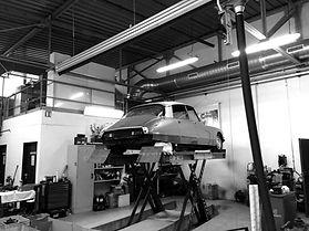 Citroën DS en restauration