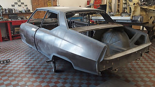 Citroën SM restauration carrosserie