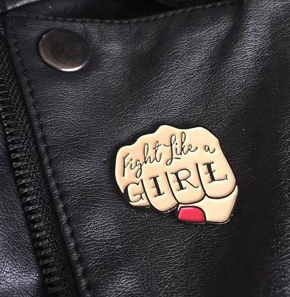 Pins /badges Girl Power