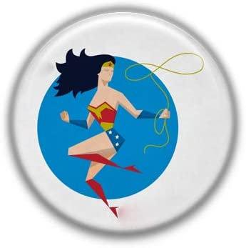 Pins/badges wonder woman