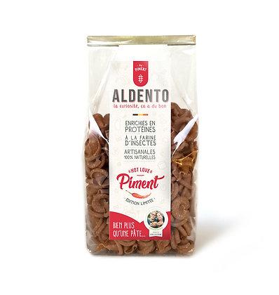 PÂTES ALDENTO INSECTES HOT LOVE  200GR