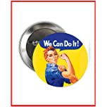 Pins/badges we can do it