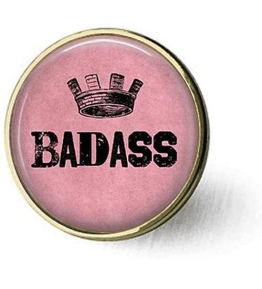 Pins/badges BADASS