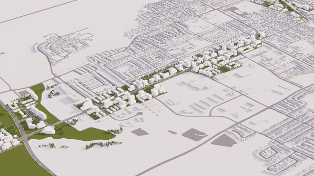 Whitchurch-Stouffville Main Street Built Form and Urban Design Guidelines