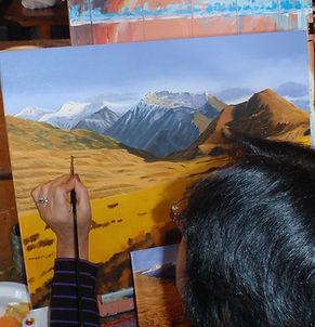 Painting class Tauranga. Art classes Tauranga