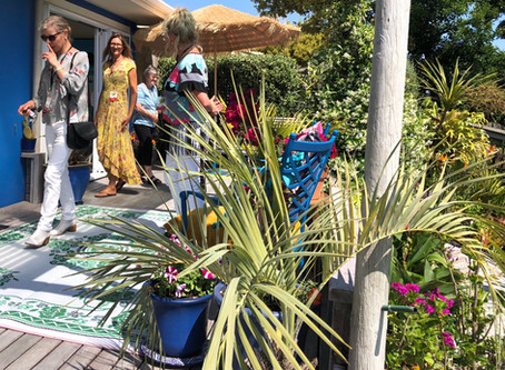 Gallery open for the Garden and Art fest