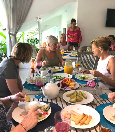 Retreat 2018 Bali