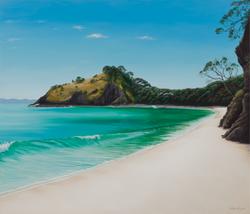 'New Chums Beach'