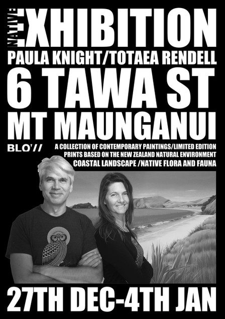 MOUNT MAUNGANUI EXHIBITION OPEN
