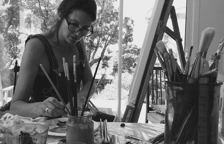 WEEKEND PAINTING WORKSHOP 6th & 7th May 2017