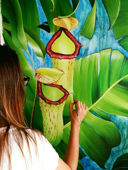 Tropical Painting Workshop- This weekend!