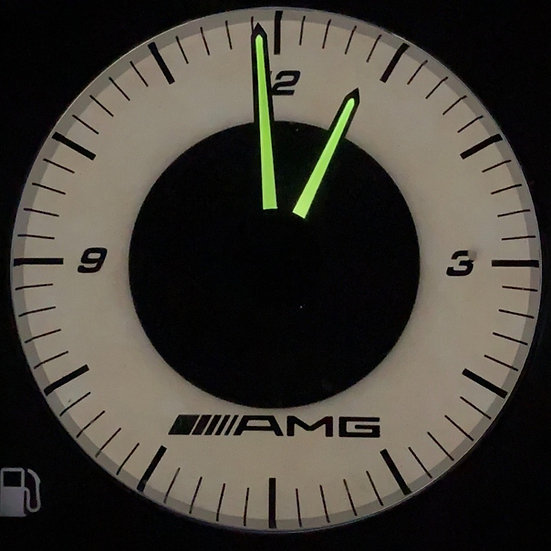 2003-2009 W211 COLOR INSTRUMENT CLUSTER NEEDLES