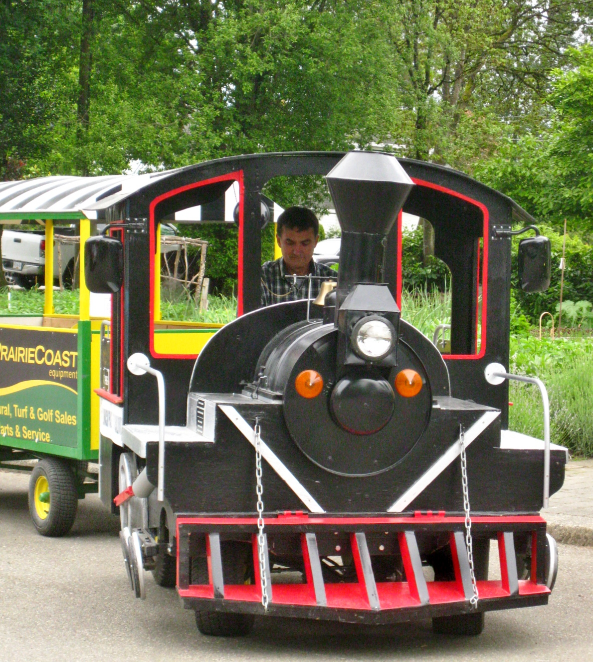 Chilliwack Fraser's Rotary Train