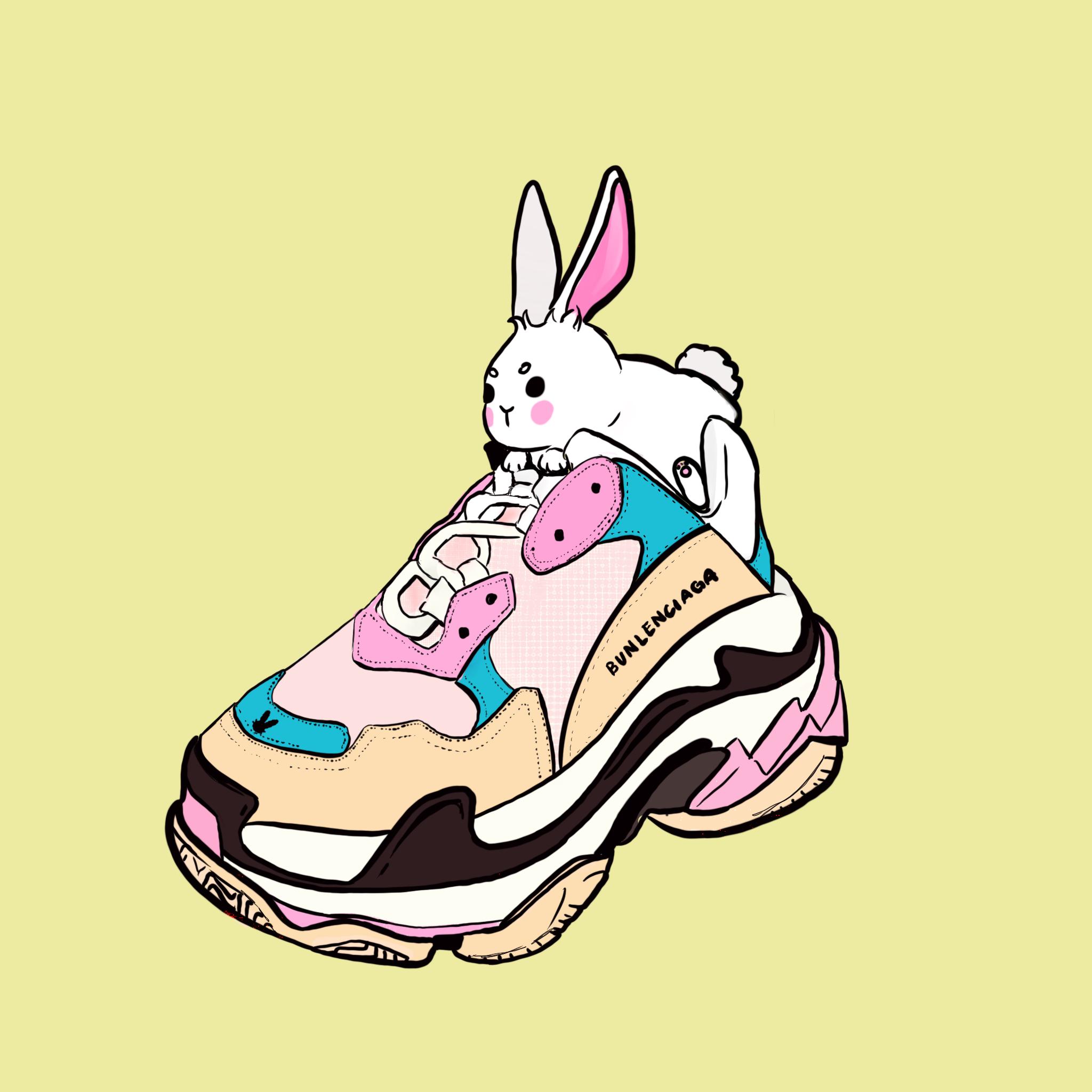 BunShoesSticker