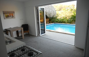 vakantie appartement Curacao