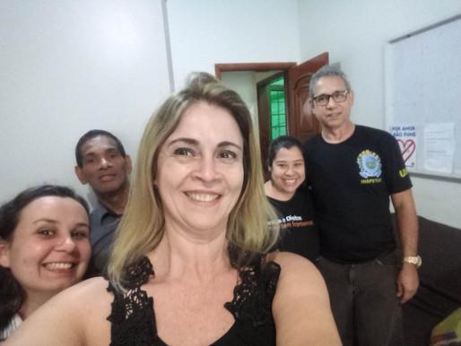 Visitas às Unidades Educacionais de Internação (UNEI) Campo Grande