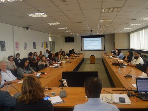 Diálogo com o Secretário Executivo do MDH e mudanças na resolução que convoca a XI Conferência são