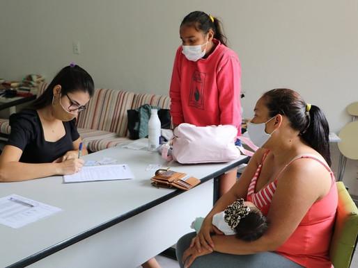 Ação Comunidade Venezuelana de Campo Grande - MS