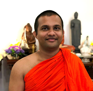 WHAT CAN WE DO WHEN WE SEE SUFFERING IN THE WORLD (BY BHANTE CHANDIMA)