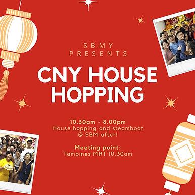 SBM Youth CNY House Hopping