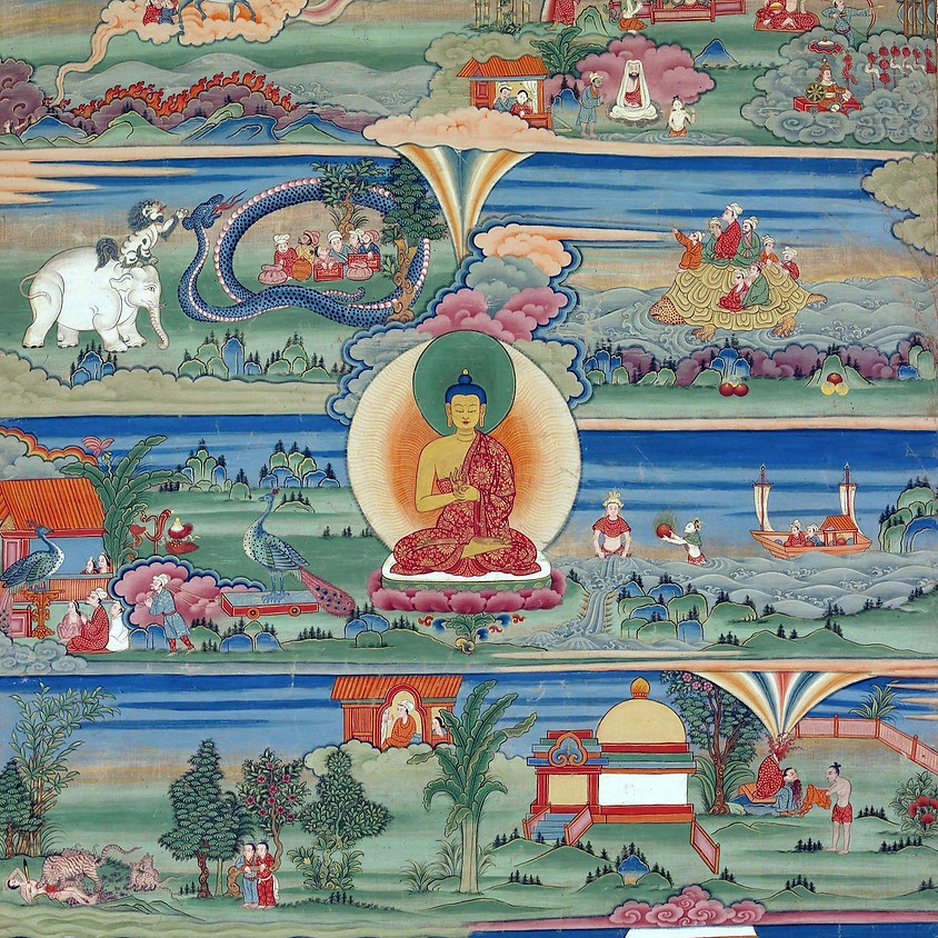 Sharing on Jataka Tales and Life of the Buddha