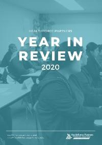 HealthForce Partners 2020 Year in Review