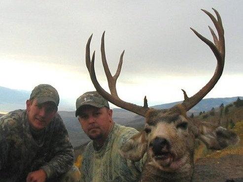 Affordable Mule Deer Hunts in Central Utah