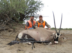 Oryx - Cousin Ben