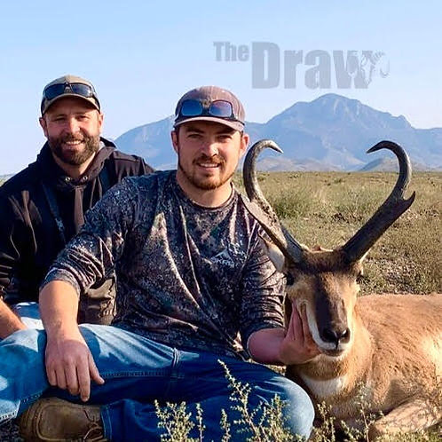 Private Land Antelope Hunting in Central New Mexico