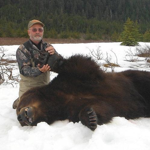 Alaska Brown Bear Hunting Outfitter