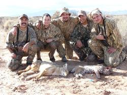 Family Predator Hunt