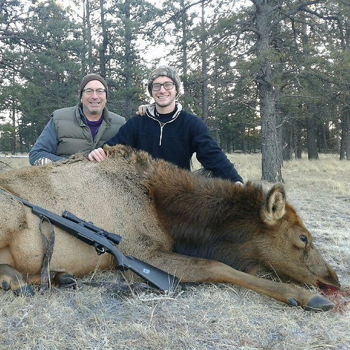 Cow Elk Hunting in New Mexico