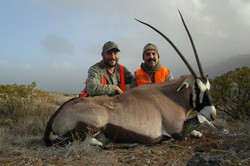 Oryx Cousin Mike