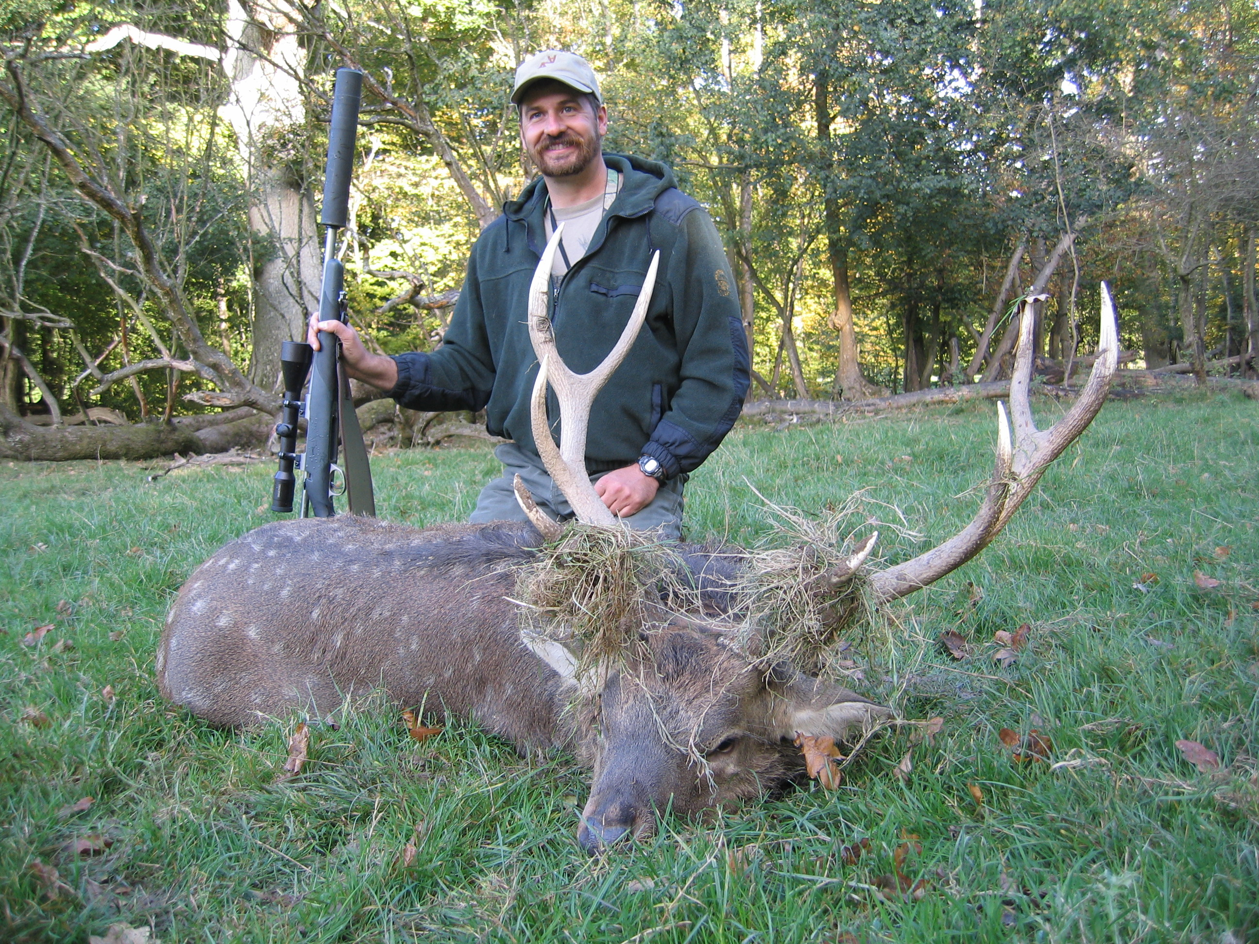 frank_cole_sika_deer_consultant_the_draw