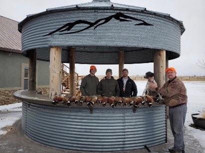 Idaho Pheasant Hunting Lodge
