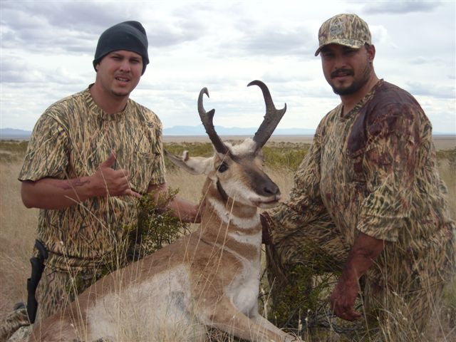 Pronghorn Brother 1st