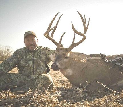 Zone 4 Iowa Whitetail Hunting Lodge