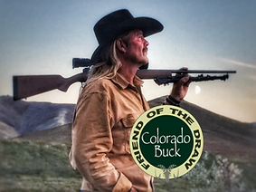 Colorado Buck Where in the world is Colo
