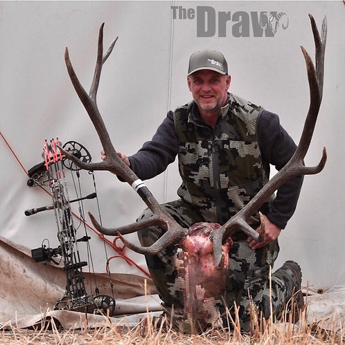 Wall Tent Archery Elk Hunt in Western Wyoming