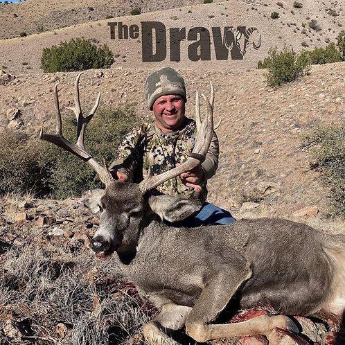 Private Land Mule Deer Hunt in New Mexico