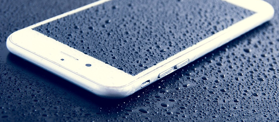 I just dropped my iPhone in water! What do I do?